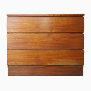 Mid-Century Danish Chest of Drawers by Arne Iversen for Vinde Mobelfabrik