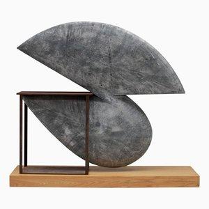 Cardinal Skulptur von Win Knowlton, 1987