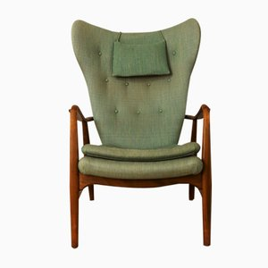 Mid-Century Easy Chair from Madsen and Schubell, Denmark 1950s