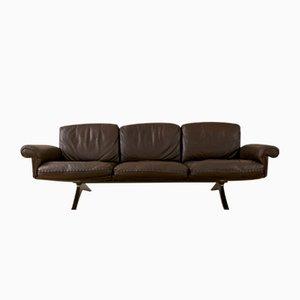 Sofá vintage de cuero de de Sede