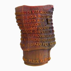 Vase Goto par Gaetano Pesce, 1990s