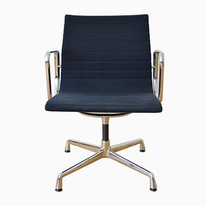 Vintage EA 118 Aluminum Chair by Charles & Ray Eames for Vitra