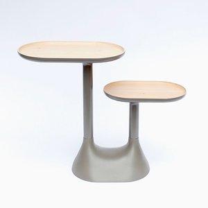 Tavolino da caffè Baobab grigio di Ionna Vautrin per Moustache, 2018