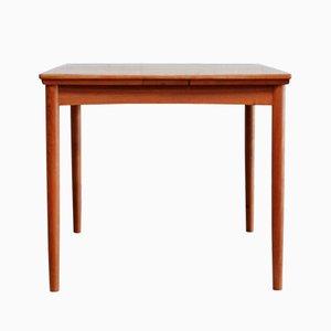 Mesa extensible danesa vintage de Poul Hundevad para Hundevad & Co.