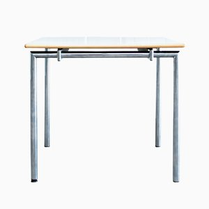 Vintage Danish Flex Folding Table by Søren Nielsen & Thore Lassen for Randers + Radius