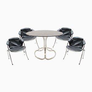 Dining Room Set by Lynn Gastone Rinaldi for Rima, 1960s