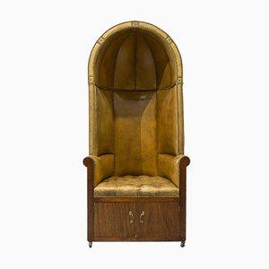 Englischer vintage Armlehnstuhl
