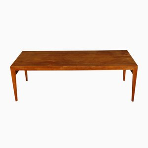 Danish Coffee Table in Teak by Johannes Andersen for CFC Silkeborg, 1960s