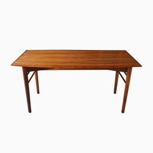 Scandinavian Mid-Century Rosewood Desk