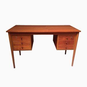 Vintage Teak Schreibtisch