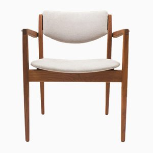 No. 196 Armchair by Finn Juhl for France & Søn, 1960s