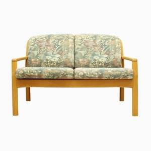 Danish Beech Sofa from Dyrlund, 1980s
