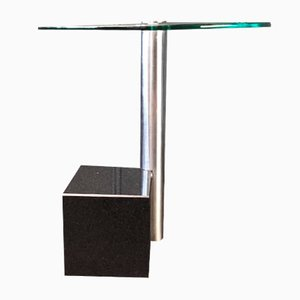 Table d'Appoint Vintage par Hank Kwint, 1980s