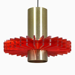 Vintage Symphony Ceiling Lamp by Claus Bolby for CEBO