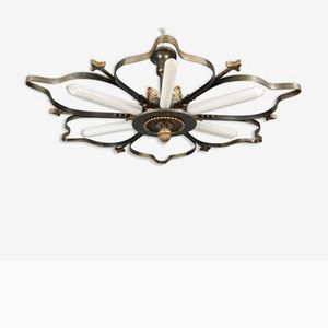 Vintage Bronze Ceiling Light