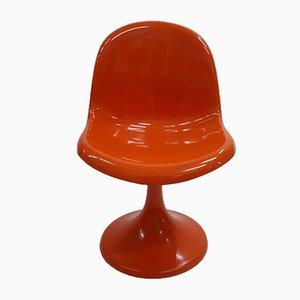 Vintage Tulip Fiberglass Chair