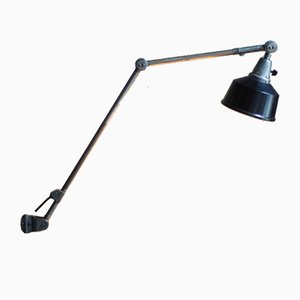 Vintage Articulated Wall Lamp by Curt Fischer for Midgard