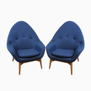 Monk Chairs from Stockmann Oyj, 1950s, Set of 2