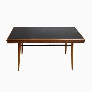 Table Basse avec Plateau en Verre, 1960s