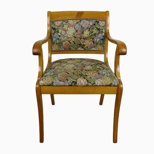 Antique Armchair in Cherry