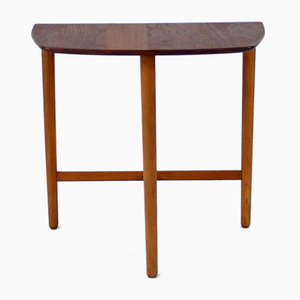 Vintage Danish Small Side Table by Peter Hvidt & Orla Mølgaard-Nielsen