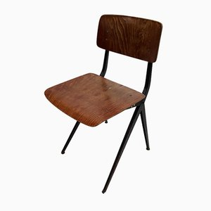 Vintage Result Chair von Friso Kramer für Ahrend de Cirkel, 1960er