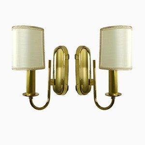 Lámparas de pared de Krieg & Kremer, años 70. Juego de 2