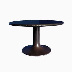 Tavolo da pranzo in plastica di Ernst Moeckl per Horn Collection, anni '60