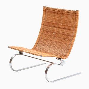Vintage PK 20 Lounge Chair by Poul Kjærholm for Fritz Hansen