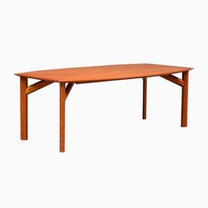 Table de Salle à Manger Modèle 7838Mid-Century par Rud Thygesen & Johnny Sørensen pour Fredericia