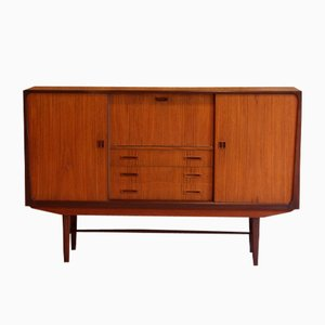 Vintage Danish Sideboard from Clausen & Søn