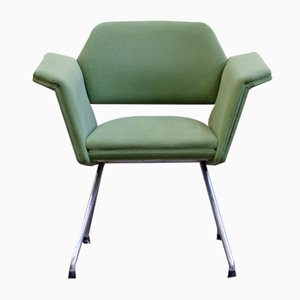 Vintage Armchair by Joseph-André Motte for Steiner, 1950s