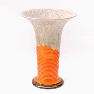 Große 107C Bell Vase von Ü Keramik, 1960er