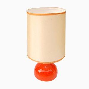 Lampada da tavolo con base in ceramica di Roth Keramik, anni '70