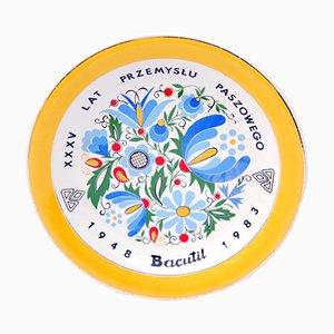 Polish Plate, 1983