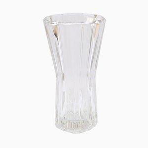 Vaso in vetro di Milos Filip di ESC, anni '60