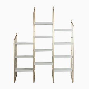 Librería Step Bookcase de Mauro Accardi & Silvia Buccheri para Medulum