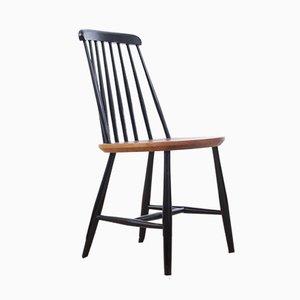 Schwedischer vintage Beistellstuhl von Nässjö Stolfabrik