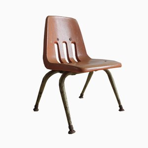 Vintage Industrial Children's Chair from Virco Los Angeles