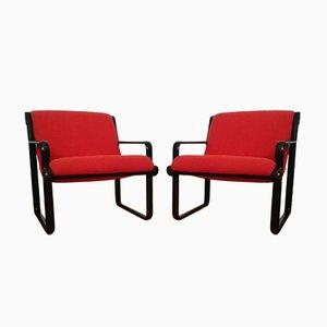 Modell 2011 Sessel von Bruce R. Hannah & Andrew Ivar Morrison für Knoll International, 1970er