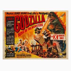 Affiche de Film Godzilla, 1956