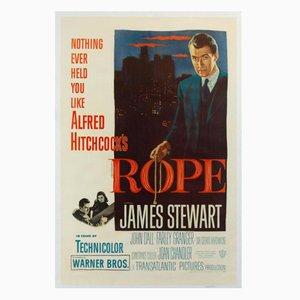 Póster de la película Rope, 1948