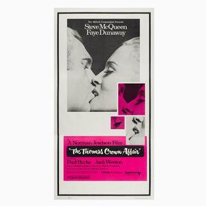 The Thomas Crown Affair Filmplakat, 1968
