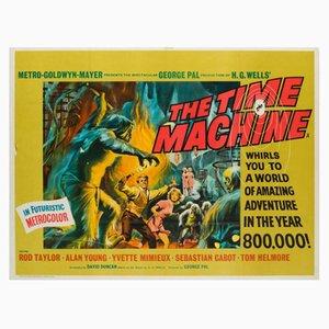 The Time Machine Filmplakat von Reynold Brown, 1960er