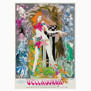 Belladonna of Sadness Film Poster, 1973