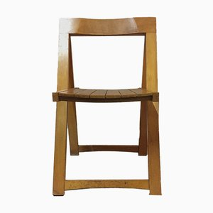 Folding Chair Attributed to Aldo Jacober for Barbro Nilsson, 1966