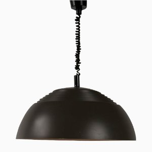 Metal Pendant by Arne Jacobsen for Louis Poulsen, 1960s