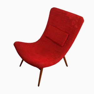 Banana Chair by Miroslav Navratil for Cesky Navontek, 1959
