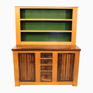Art Deco Cupboard by H. Wouda for Pander & Zn., 1920s