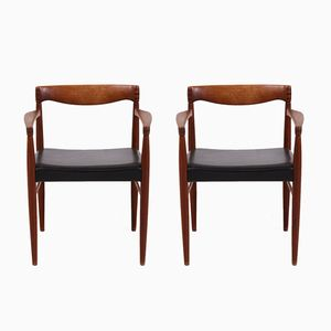 Armchair by H. W. Klein for Bramin, 1960s, Set of 2